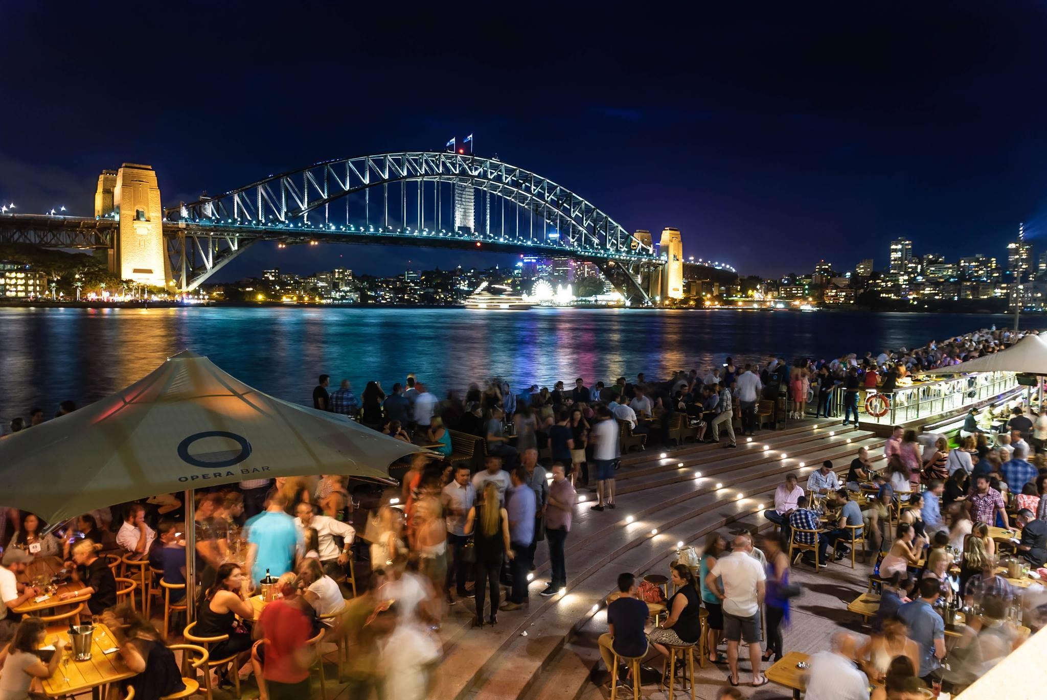 bridge Sydney harbour