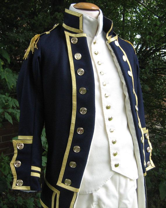Royal Australian naval uniform.