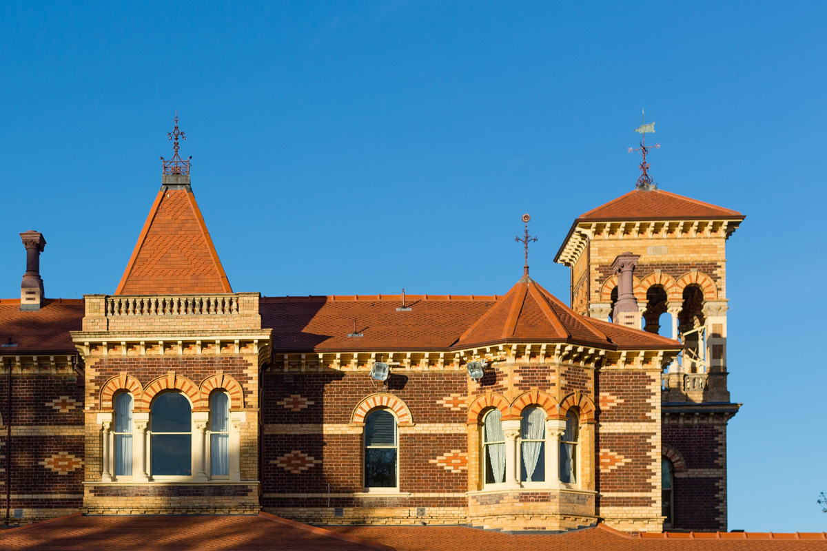 St. Mary's Catholic Church in Kilda East, Australia, perfect venue for one of our real brides' wedding ceremony.