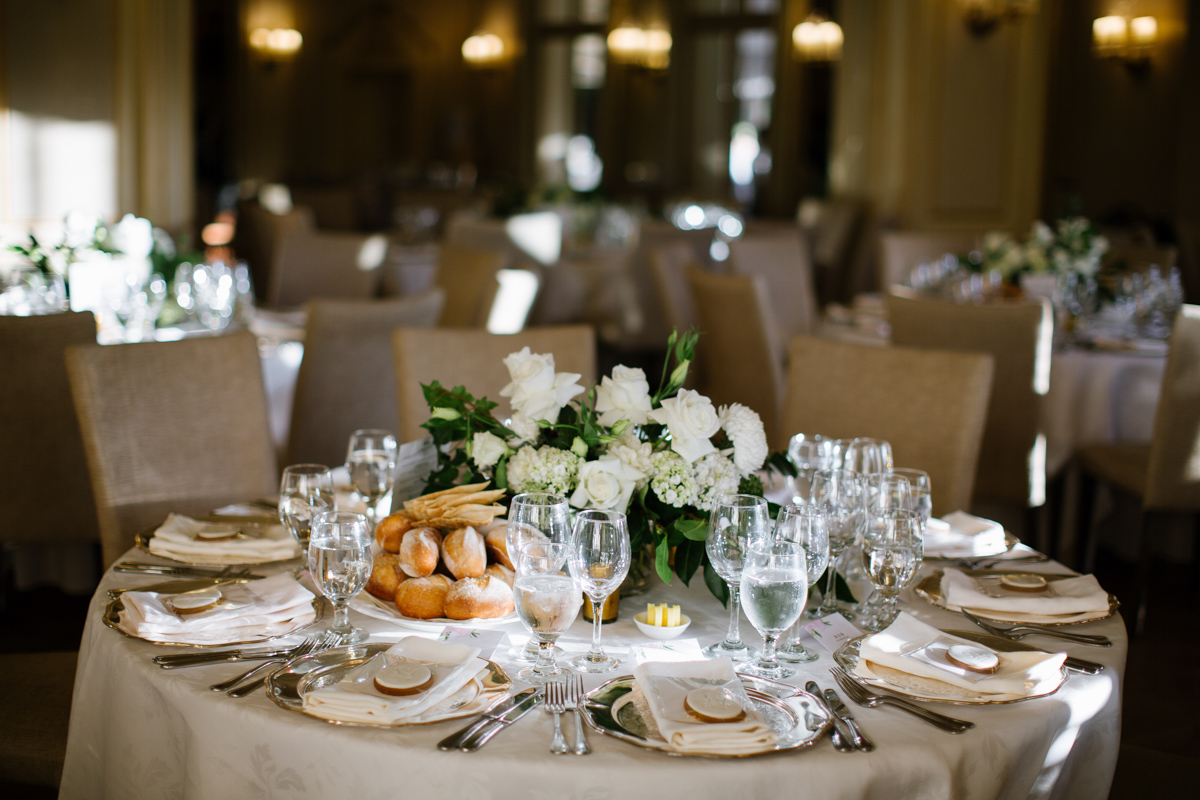 Real Bride Jacinta's wedding reception was set at the luxurious Rippon Lee Estate in Australia.